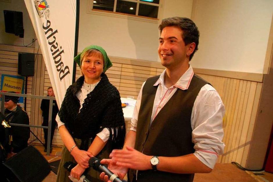Für alle ein Gewinn: Die Ortswette der Badischen Zeitung in Hausen (Foto: Angelika Schmidt)