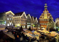 Esslinger Mittelaltermarkt und Weihnachtsmarkt