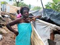 """Verw�stungen durch """"Sandy"""" in der Karibik noch schwerer"""