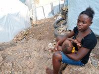 Nach Sturm Sandy droht der Hunger
