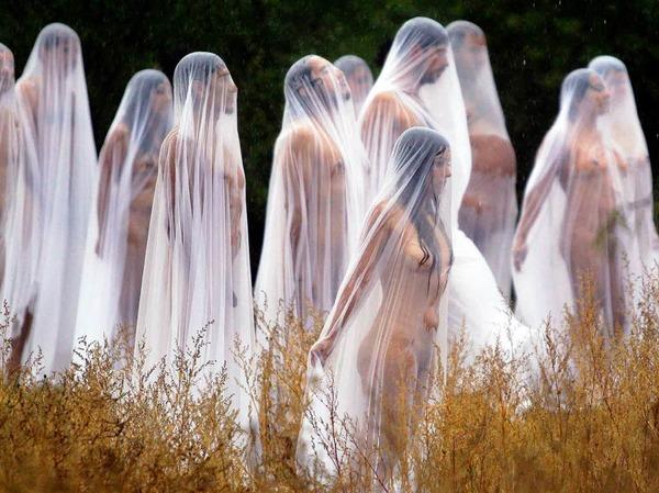 Die nackte Wahrheit: So sehen nackte Menschen ohne
