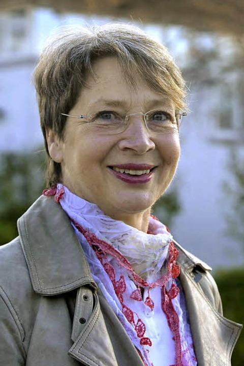 Christa Bähr   | Foto: Michael Bamberger
