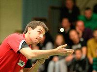 Timo Boll bietet Weltklasse-Tischtennis in Offenburg