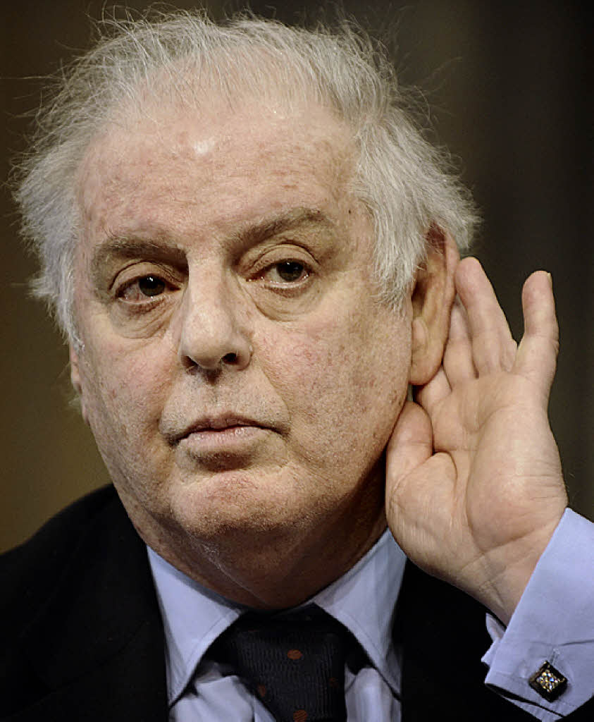 daniel barenboim As one of the leading conductors and pianists of our age daniel barenboim is well known for his ability to challenge his listeners into taking an intense int.