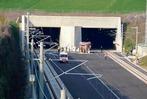 Rettungsübung im Katzenbergtunnel