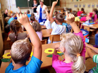 DKSB: Grundschule stresst Kinder am meisten