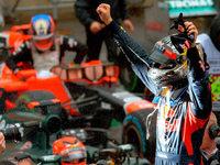 Vettel holt den Titel nach einem irren Finale