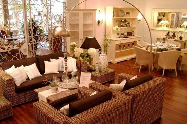Wohnkultur in Raum und Garten