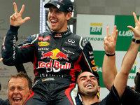 """Sebastian Vettel, der Golden Boy der Formel 1"""