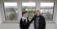 Freiburgs zweites Passivhochhaus ist fertig