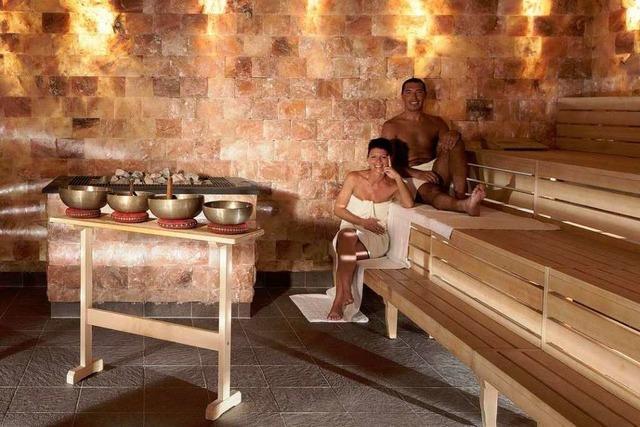 Sauna – schwitzend entspannen