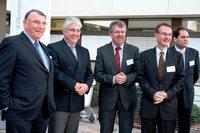 1. Walter-Scheel-Forum in Bad Krozingen: Ein Hauch von Diplomatie