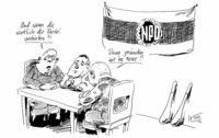 V-M�nner im Kampf gegen die drohende Arbeitslosigkeit …