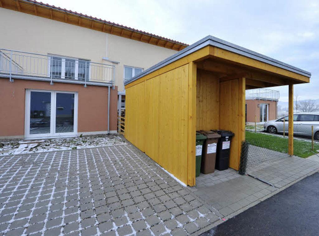 Zu gro er carport muss in munzingen wohl abgerissen werden freiburg badische zeitung - Carport foto ...