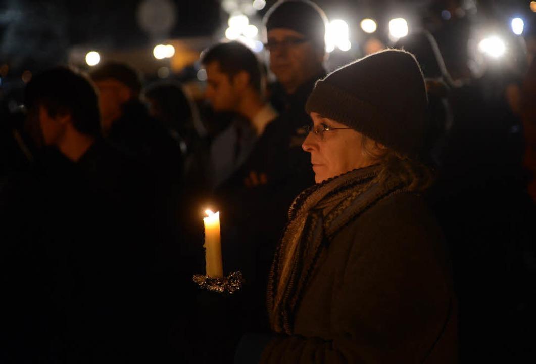 Trauer in Newtown, Connecticut  | Foto: AFP
