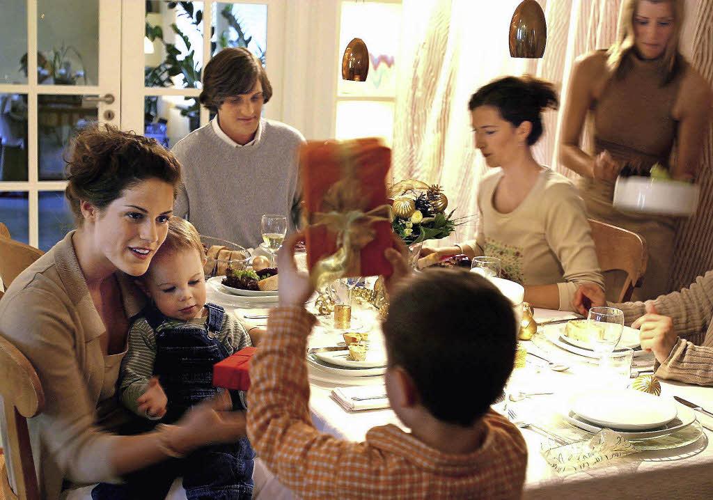 weihnachtsrituale der bz autoren ihr kommt doch an heiligabend liebe familie badische. Black Bedroom Furniture Sets. Home Design Ideas