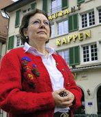 Ingrid Reich: Ein Abschied mit Rosen