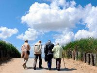Studie: Senioren sind mit ihrem Leben zufrieden