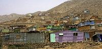 Die KfW will im von Trockenheit geplagten Peru die Armut bek�mpfen