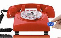 Mobiles Retro-Telefon