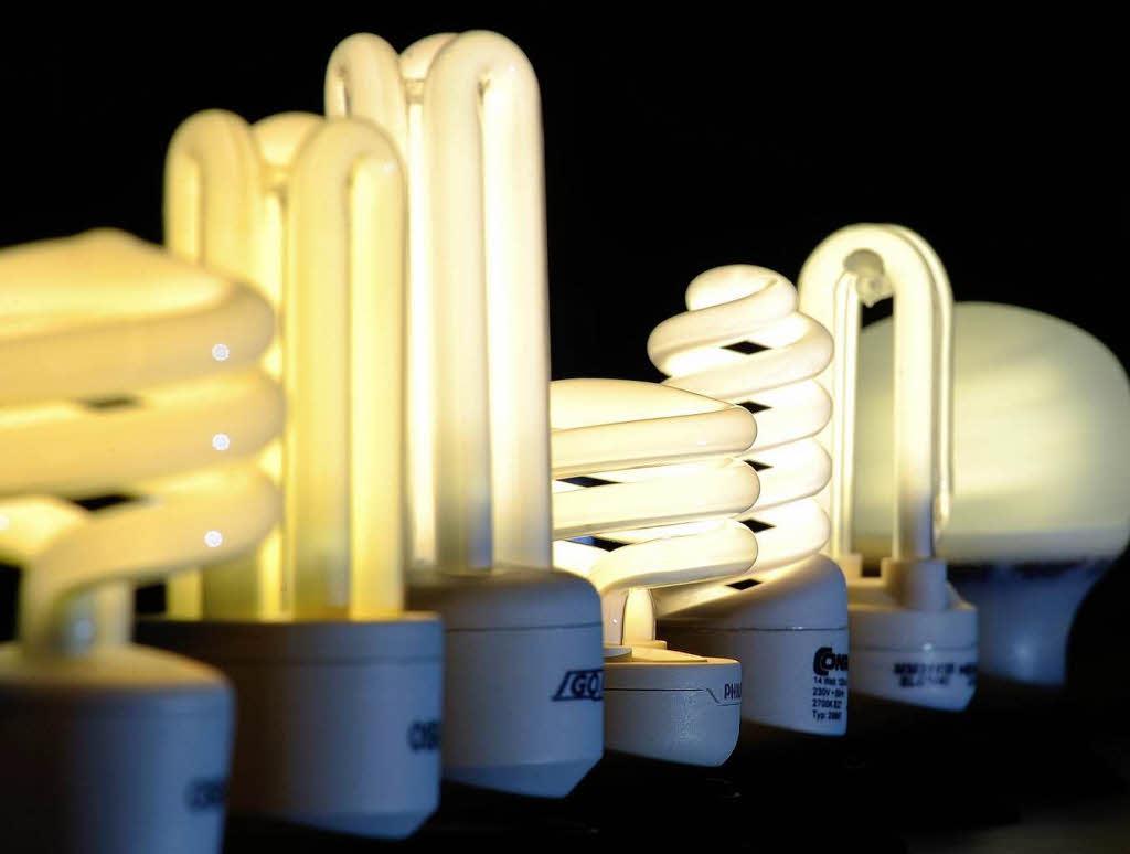 energiesparlampen schlamperei bringt quecksilber in die umwelt umwelt natur badische zeitung. Black Bedroom Furniture Sets. Home Design Ideas