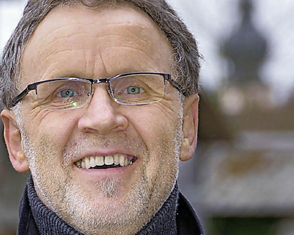 <b>Jürgen Binder</b> übernimmt das Pfarrbüro. Foto: Ulrike Derndinger - 68030094