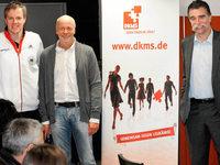 Handball-Weltmeister Meffle findet Stammzellenspender