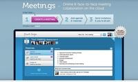 Ein Online-Dienst plant effiziente Meetings