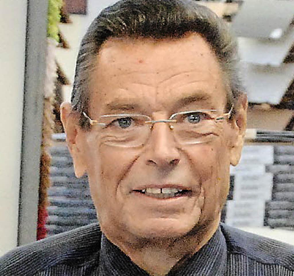 Trauer um Karl Heinz Meier  Rheinfelden  Badische Zeitung