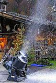 Schneekanonen für den Hausgebrauch: Hol dir den Winter ins Haus