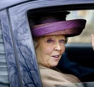 Generationswechsel in Niederlanden: K�nigin Beatrix dankt ab