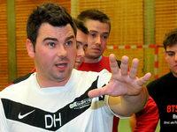 Daniel Hasemann neuer Trainer