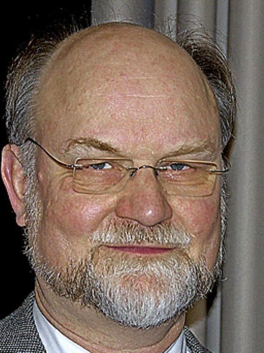 Walter Schwarz  | Foto: Ralf H. Dorweiler