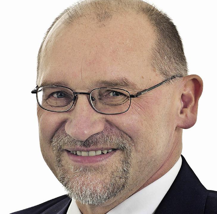 Bernd Brian ist Geschäftsführer der BASF in Grenzach-Wyhlen.   | Foto: BASF