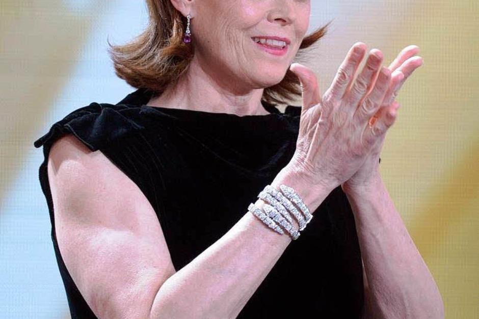 Sigourney Weaver (Foto: dapd)