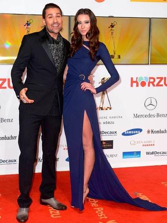 David Garrett & Tatjana Gellert