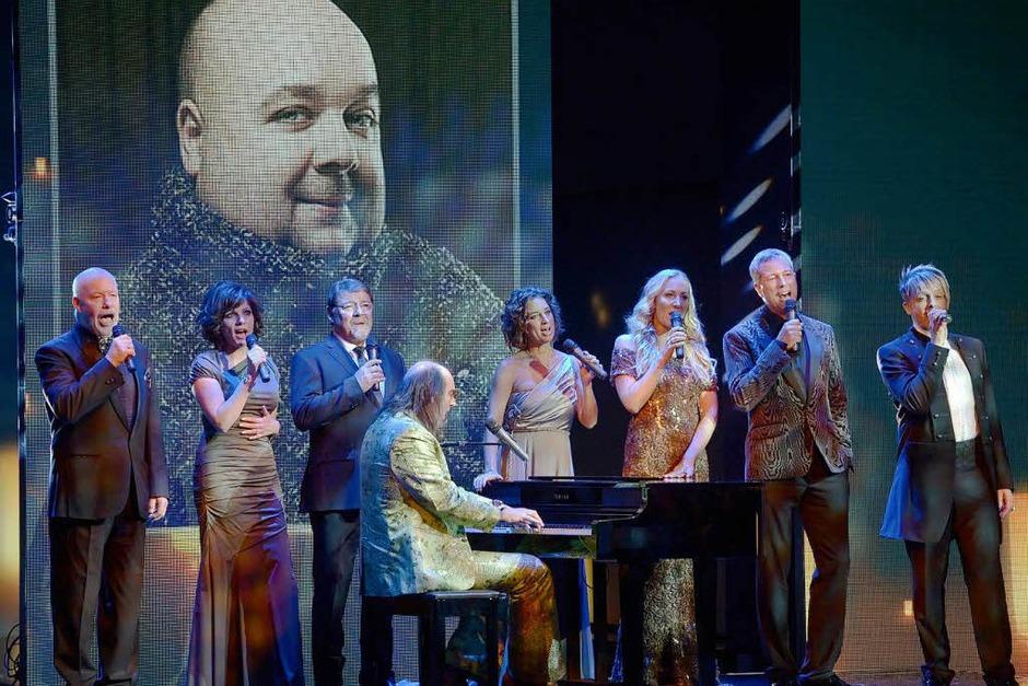 Gedenken an den verstorbenen Komiker & Schauspieler Dirk Bach. (Foto: dpa)