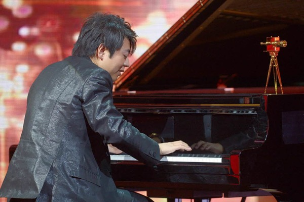 """Der chinesische Pianist Lang Lang wurde in der Kategorie """"Beste Musik International"""" ausgezeichnet."""