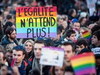 In Frankreich tobt ein Glaubenskrieg