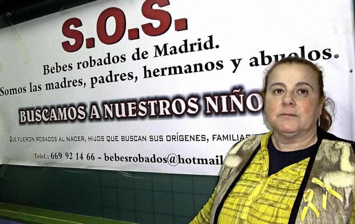 Maricruz Rodrigo ist überzeugt, dass i...wenn die Klinik ihn für tot erklärte.   | Foto: Dahms