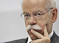 Daimler f�hrt BMW und Audi hinterher