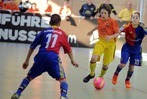 Hallenturnier fr U-12-Fuballer in Weil am Rhein