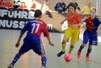 Hallenturnier für U-12-Fußballer in Weil am Rhein