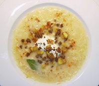 Sauerkrautsuppe - Heißes für kalte Tage
