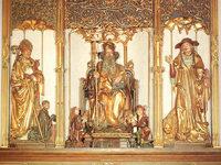 Isenheimer Altar: Schutzh�lle statt Umzug