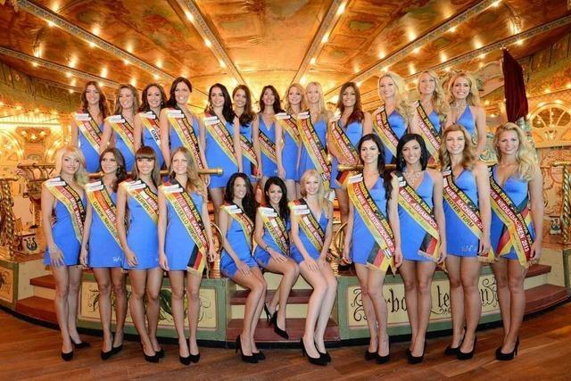 Miss Germany 2013: Wer ist die Schönste im Land?