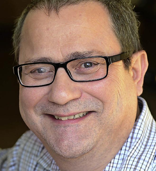 Markus J. Weber     Foto: Schneider