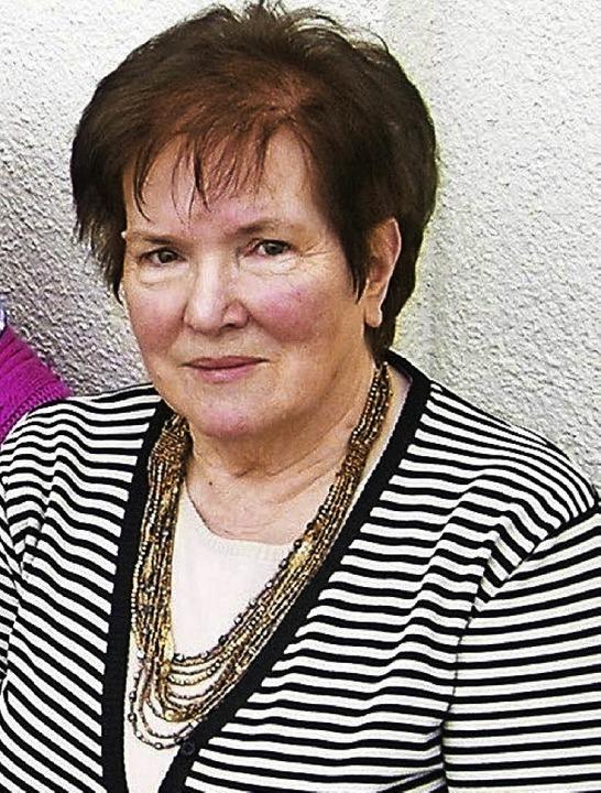 Verena Schroeder    Foto: bz