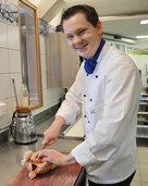 Ausbildungsberuf Koch: Felix Eckardt hat mehr als einen Acht-Stunden-Job