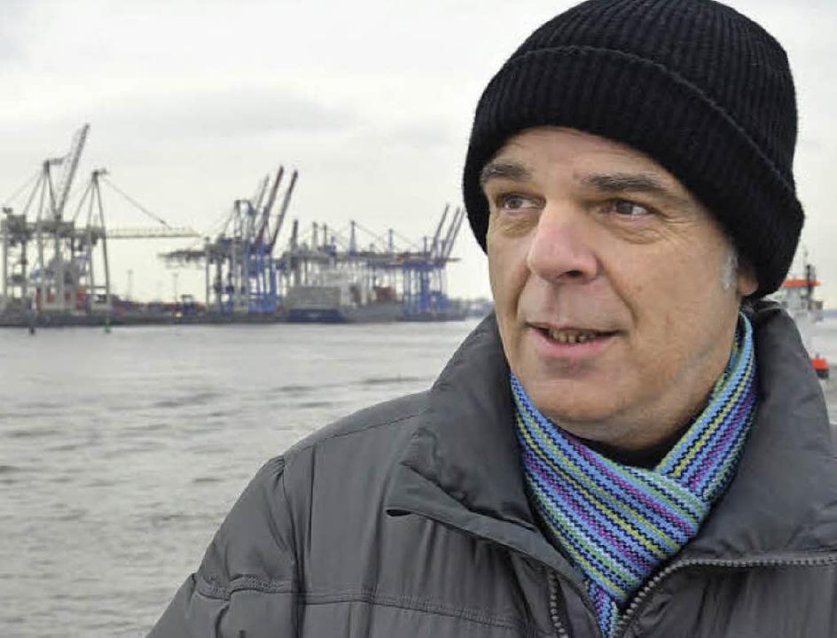 Klimaforscher sollen nicht dauernd ver...tten, sagt der Ethnologe Werner Krauß.    Foto: Andreas Frey
